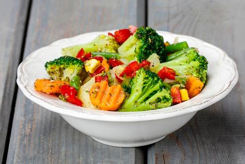 ¿Qué debe contener una dieta saludable?