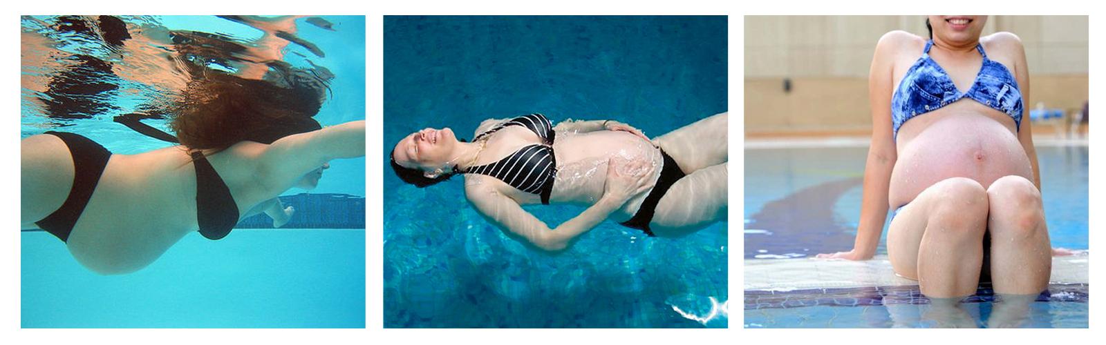 Descubre los beneficios de la natación durante el embarazo