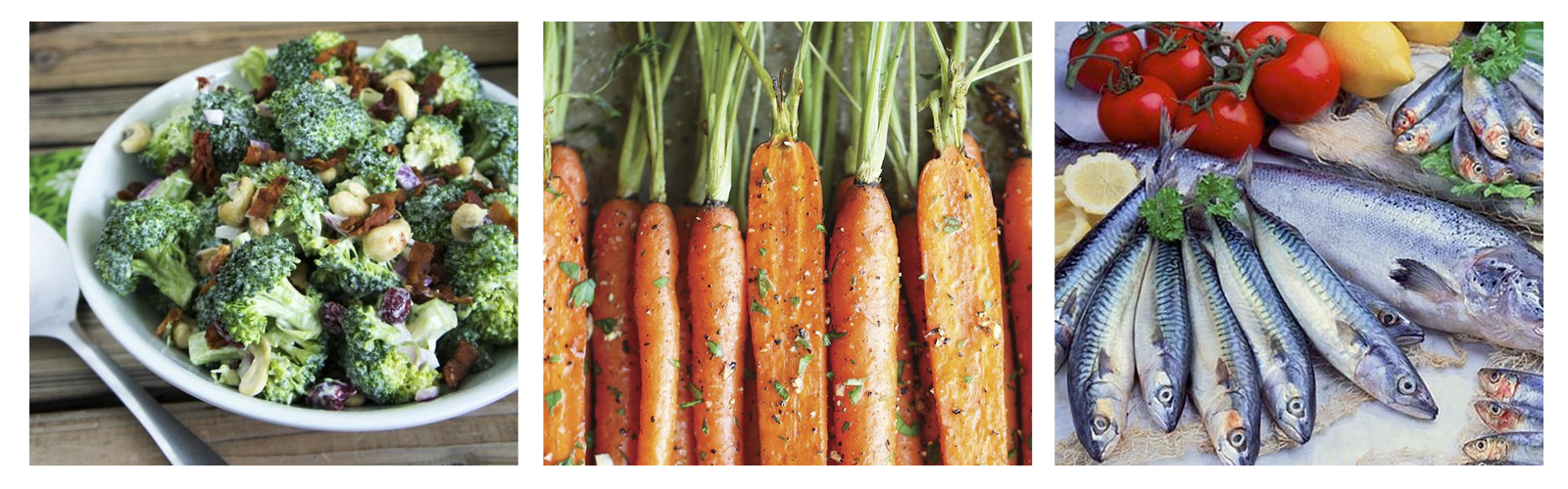 Alimentos contra la oxidación de la piel