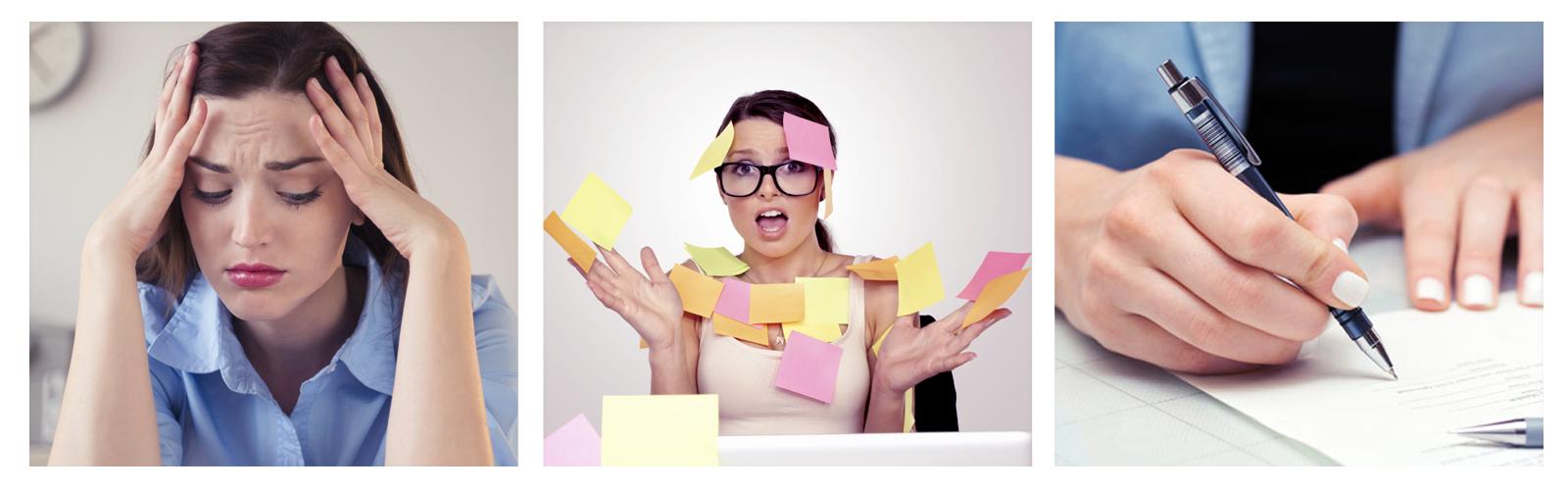 Las mujeres y el control del estrés