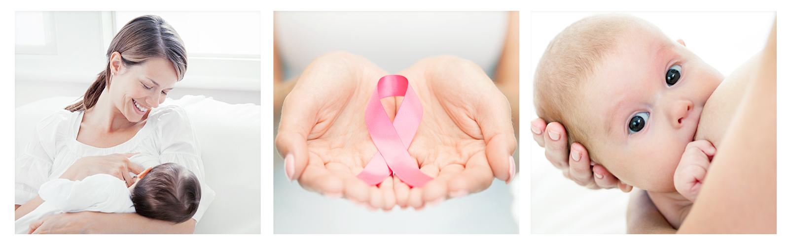 Lactancia contra el cáncer de mama