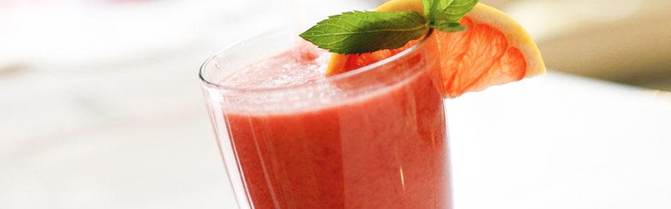 jugo de betabel, mandarina y kiwi