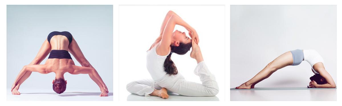 Estiramientos Yoga