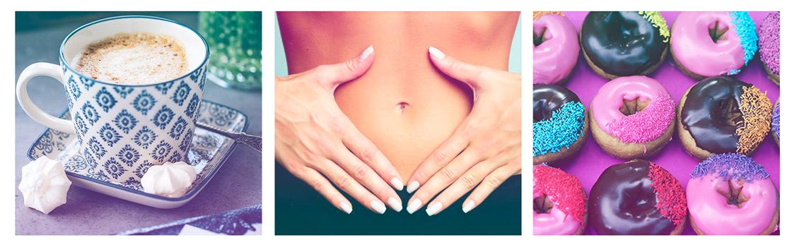 Alimentos que evitar durante el periodo