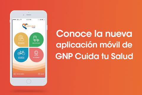 App GNP Cuida tu Salud