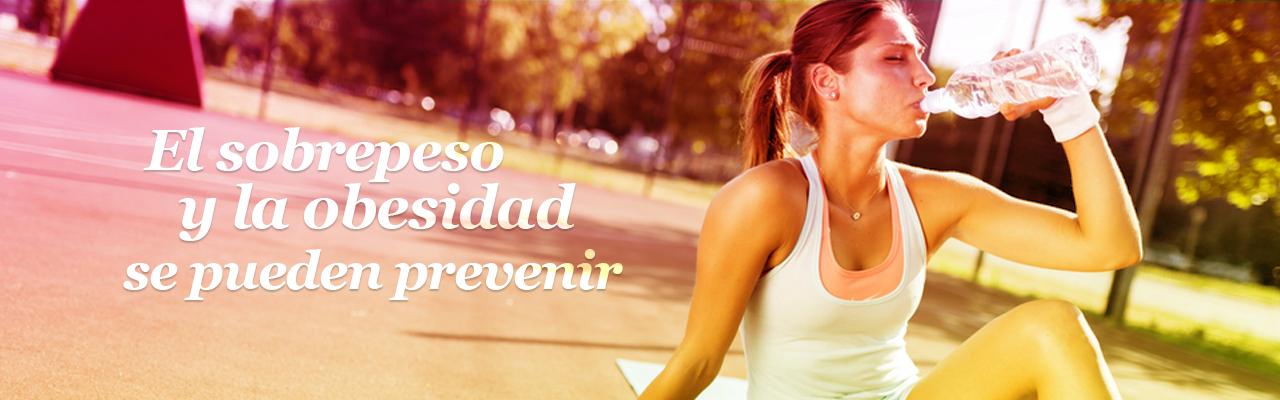5 hábitos que pueden prevenir la obesidad