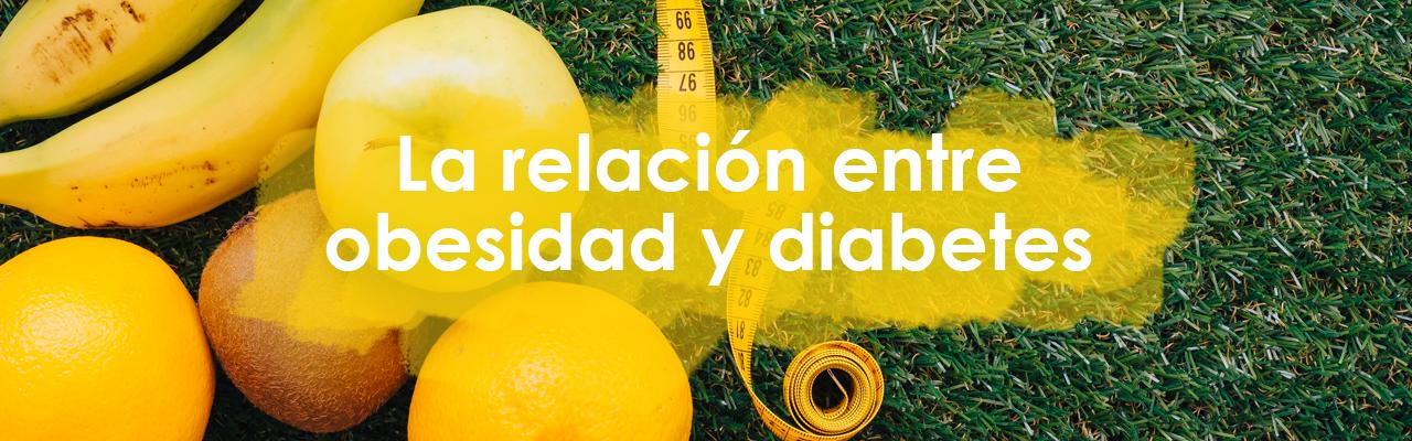 Así se relaciona la obesidad con la diabetes