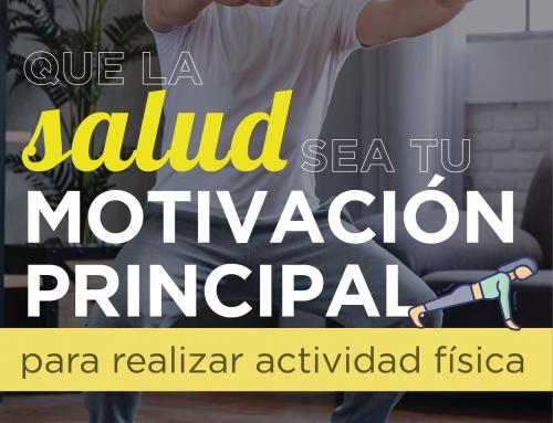 Que la salud sea tu motivación principal