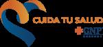 GNP cuida tu Salud Logo